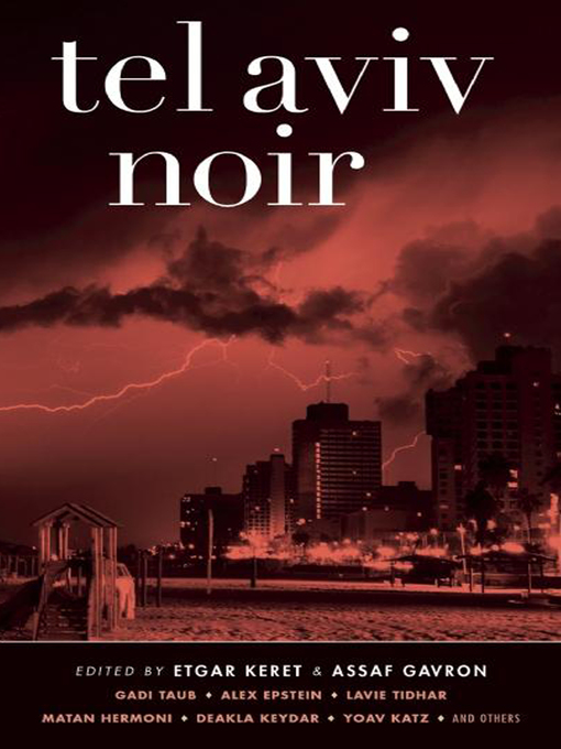 Cover of Tel Aviv Noir