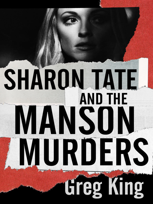 Cover image for Sharon Tate and the Manson Murders
