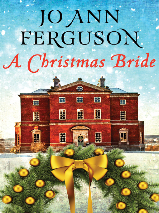 Title details for A Christmas Bride by Jo Ann Ferguson - Available
