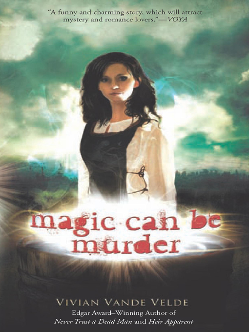 Cover of Magic Can Be Murder