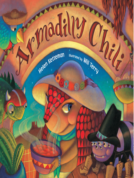 Title details for Armadilly Chili by Will Terry - Available