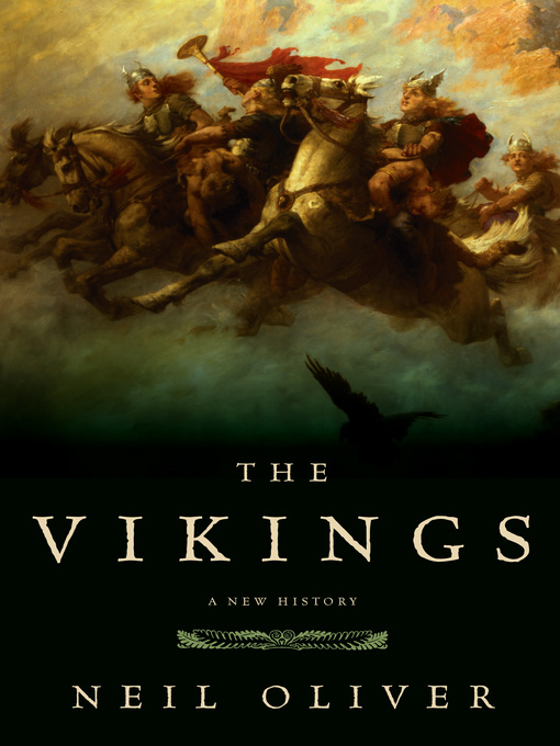 Title details for Vikings by Neil Oliver - Wait list