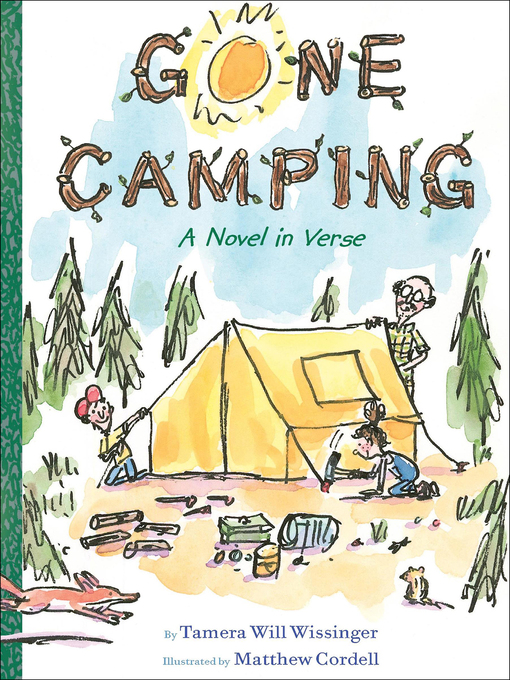 Title details for Gone Camping by Tamera Will Wissinger - Wait list