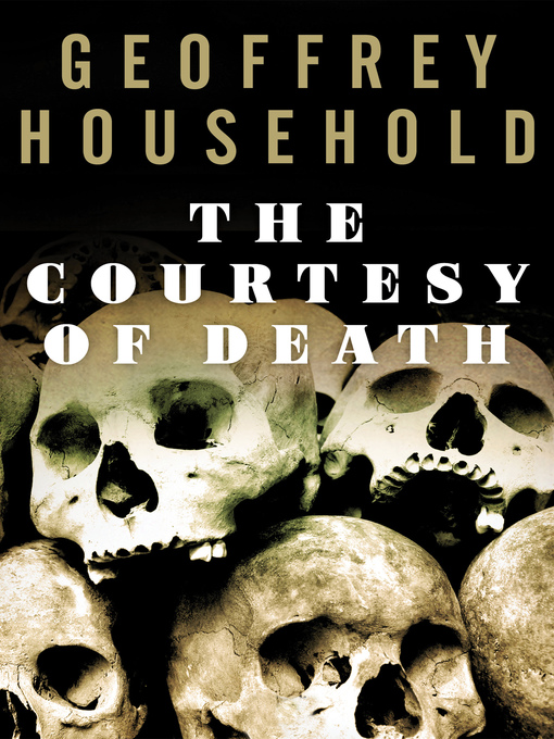 Cover of The Courtesy of Death