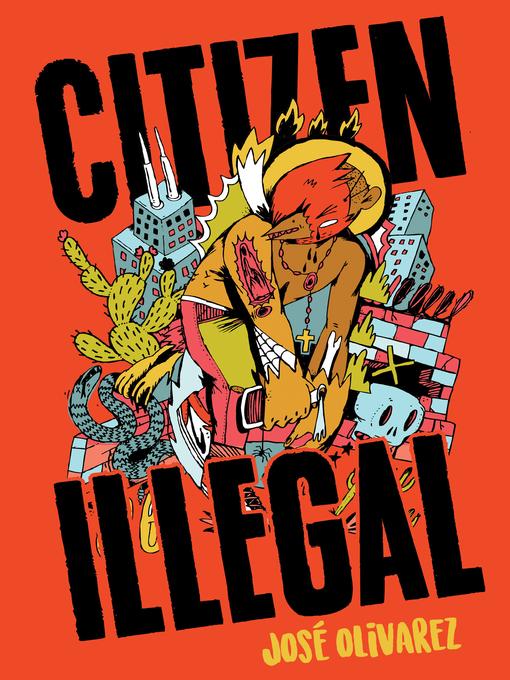 Citizen Illegal book cover