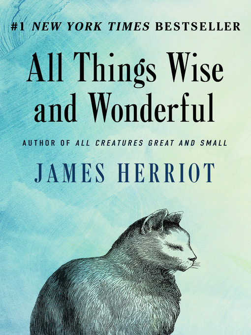 Cover of All Things Wise and Wonderful