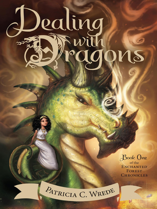 Title details for Dealing with Dragons by Patricia C. Wrede - Available