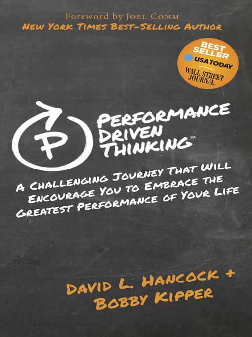 Cover of Performance Driven Thinking