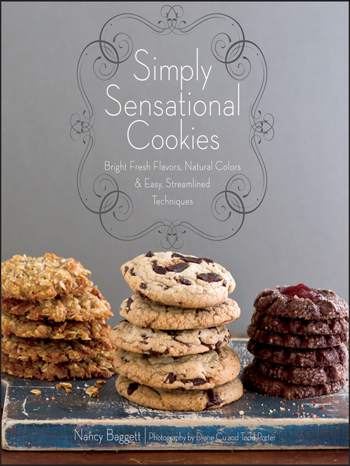 Title details for Simply Sensational Cookies by Nancy Baggett - Wait list