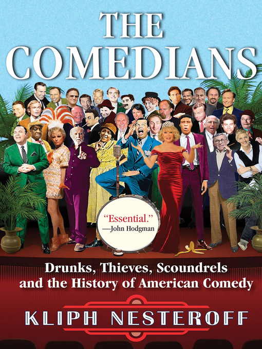 Title details for The Comedians by Kliph Nesteroff - Available