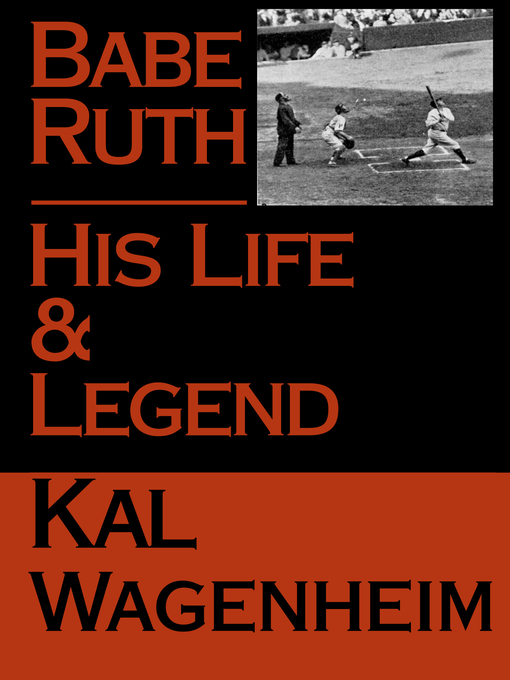 the legend of babe ruth