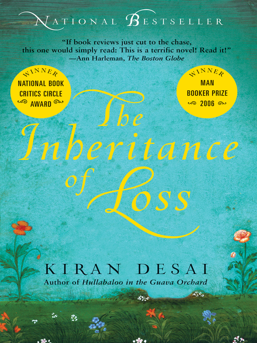 Title details for The Inheritance of Loss by Kiran Desai - Available