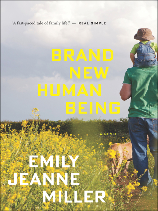 Cover of Brand New Human Being