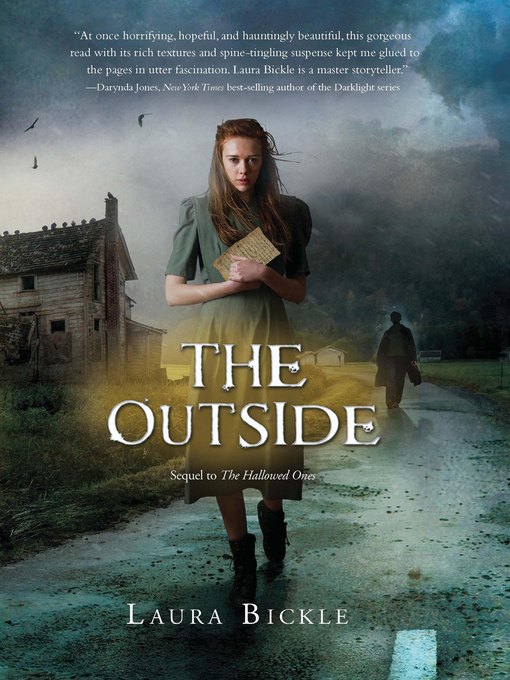 Title details for The Outside by Laura Bickle - Available