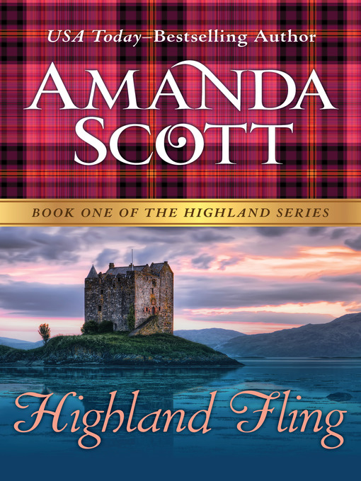 Title details for Highland Fling by Amanda Scott - Available