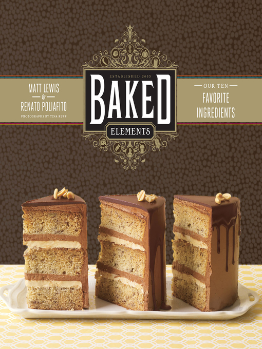 Title details for Baked Elements by Tina Rupp - Available