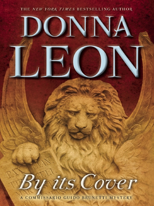 Title details for By its Cover by Donna Leon - Wait list
