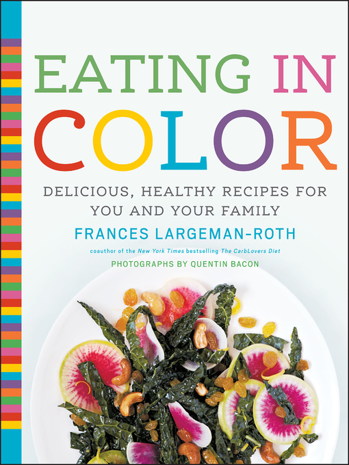 Cover of Eating in Color