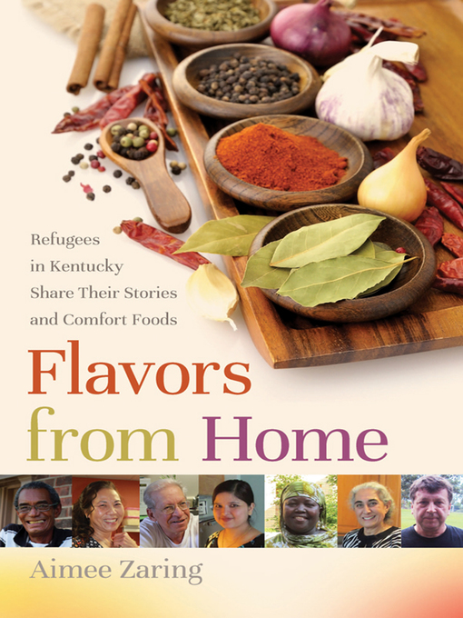 Cover image for Flavors from Home