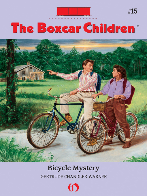 Title details for Bicycle Mystery by Gertrude  Chandler Warner - Available