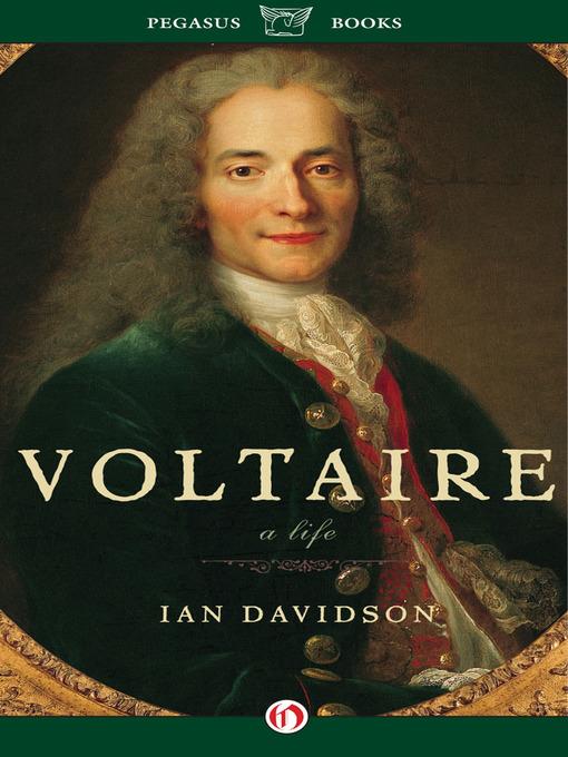 Title details for Voltaire by Ian Davidson - Wait list