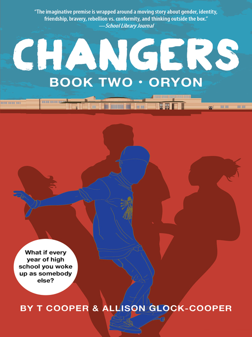 Title details for Oryon by T. Cooper - Available