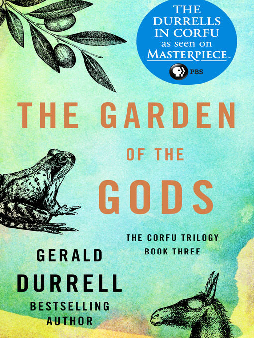Title details for The Garden of the Gods by Gerald Durrell - Wait list