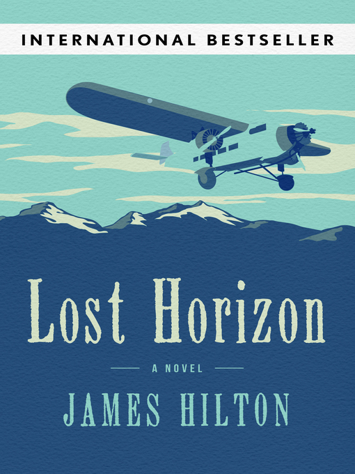 Title details for Lost Horizon by James Hilton - Available