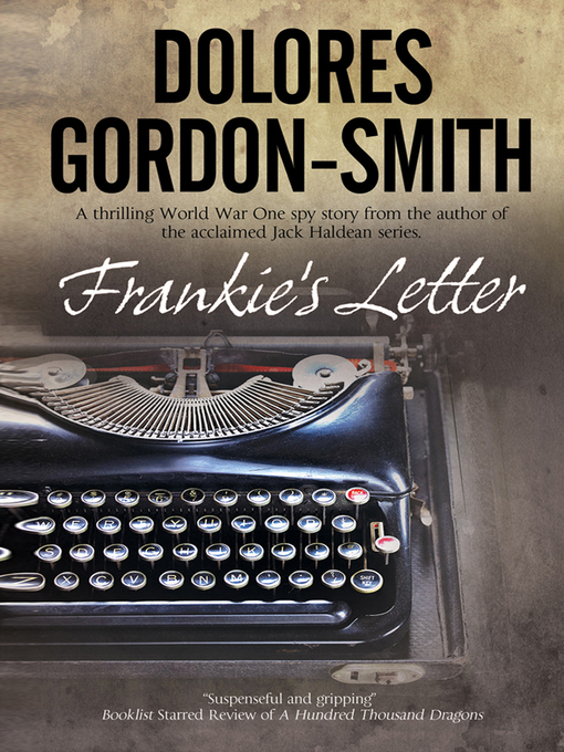 Title details for Frankie's Letter by Dolores Gordon-Smith - Available