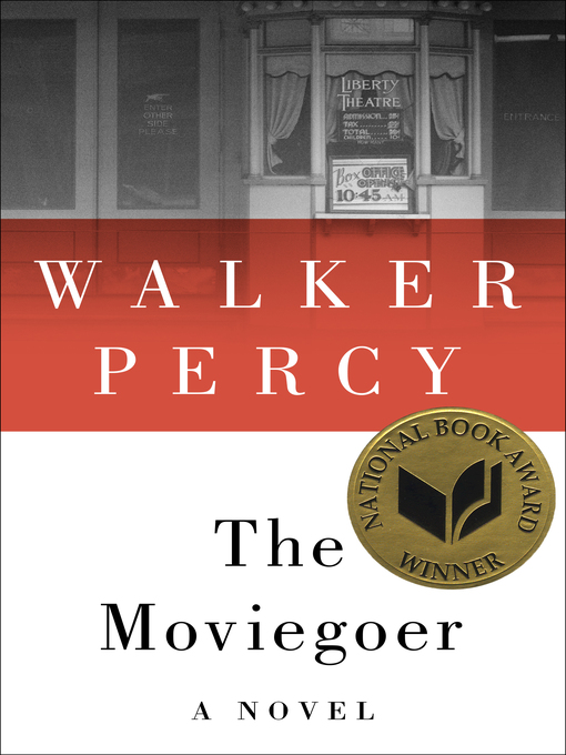 Title details for The Moviegoer by Walker Percy - Wait list