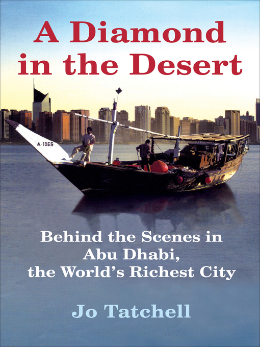 Title details for A Diamond in the Desert by Jo Tatchell - Available