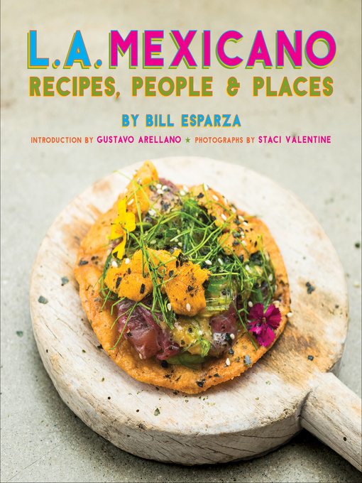 Title details for L.A. Mexicano by Bill Esparza - Available