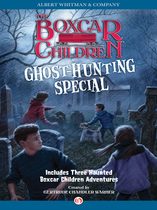 Title details for Ghost-Hunting Special by Gertrude  Chandler Warner - Wait list