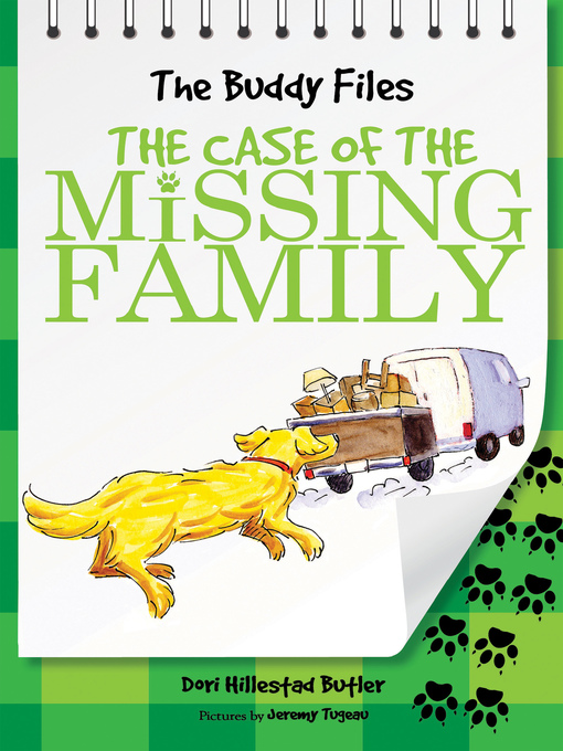 Title details for The Case of the Missing Family by Dori Hillestad Butler - Available