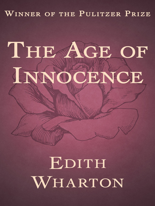 edith wharton s the age of innocence By edith wharton  of america source: wharton, e (1920) the age of  innocence new york, ny: d appleton & co  the room is stifling: i want a little  air.