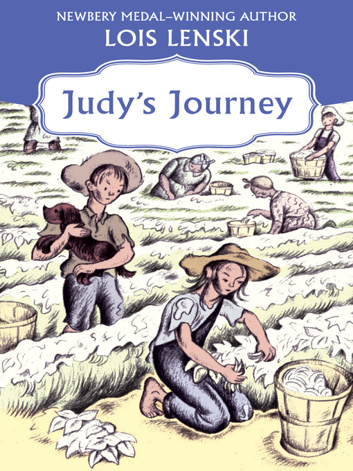 Title details for Judy's Journey by Lois Lenski - Available