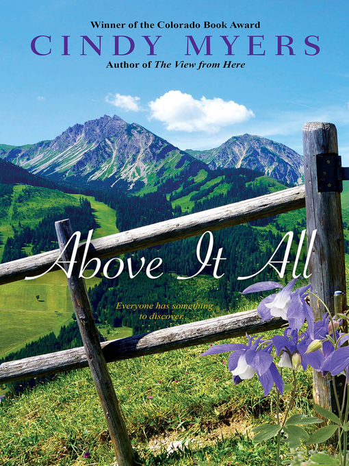 Title details for Above It All by Cindy  Myers - Available