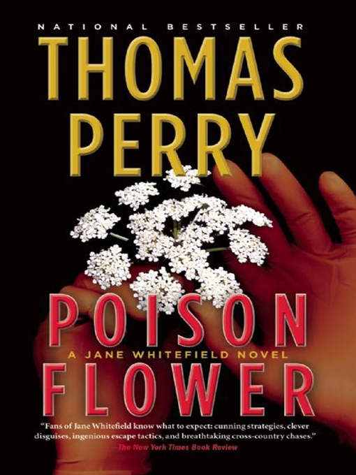 Title details for Poison Flower by Thomas Perry - Wait list