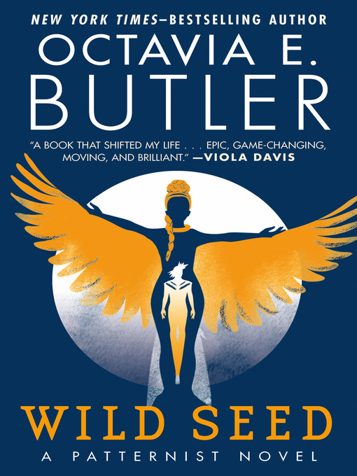 Title details for Wild Seed by Octavia E. Butler - Wait list
