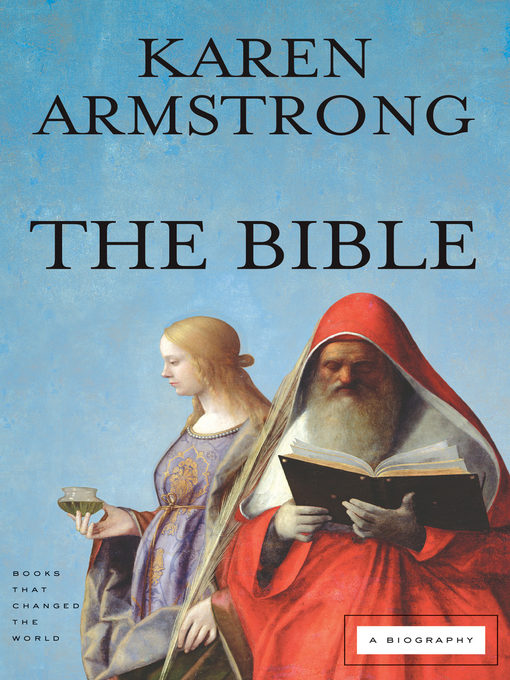 Title details for The Bible by Karen Armstrong - Wait list