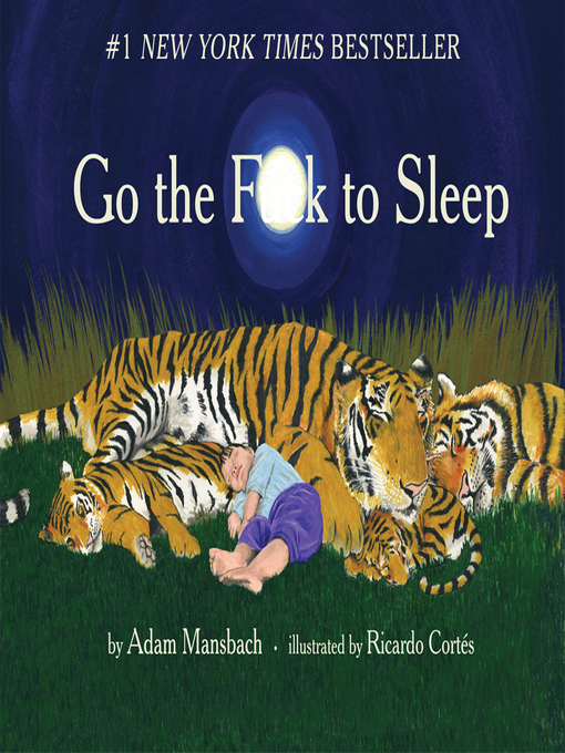Cover of Go the F**k to Sleep