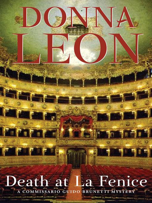 Title details for Death at La Fenice by Donna Leon - Wait list