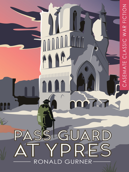 Cover of Pass Guard at Ypres