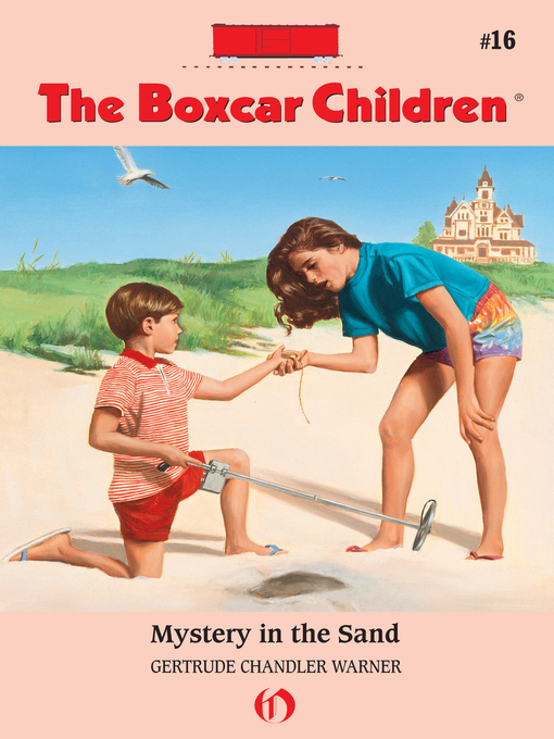 Title details for Mystery in the Sand by Gertrude  Chandler Warner - Available