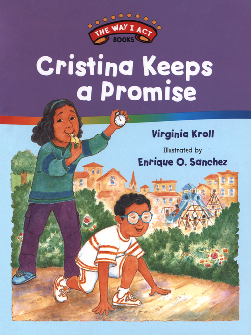 Title details for Cristina Keeps a Promise by Virginia Kroll - Available