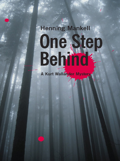 Cover of One Step Behind