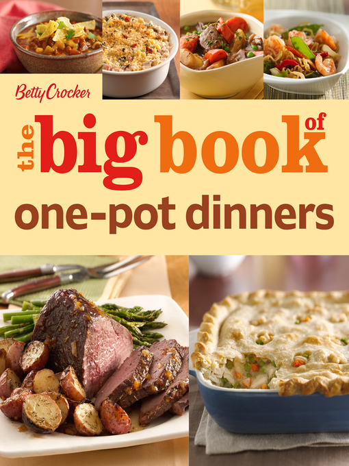 Title details for Betty Crocker by Betty Crocker - Available