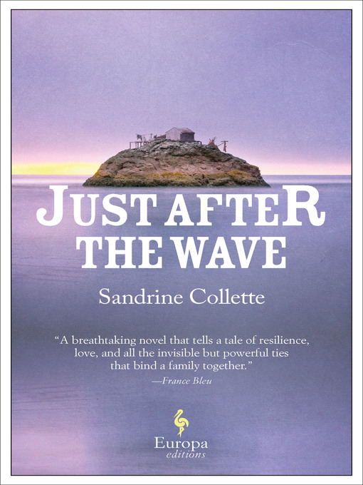 Title details for Just After the Wave by Sandrine Collette - Available