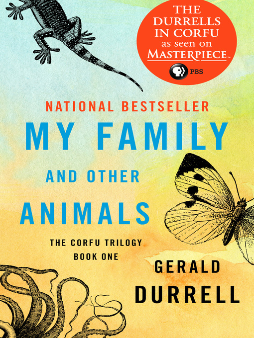 Cover of My Family and Other Animals