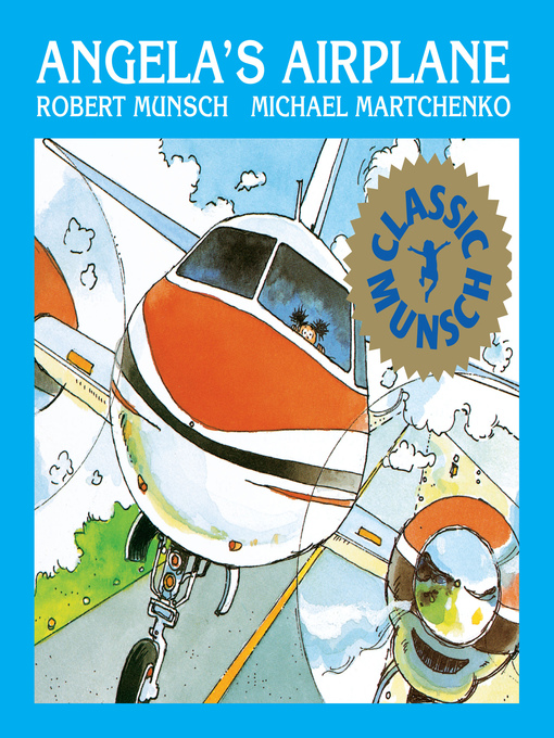 Cover of Angela's Airplane